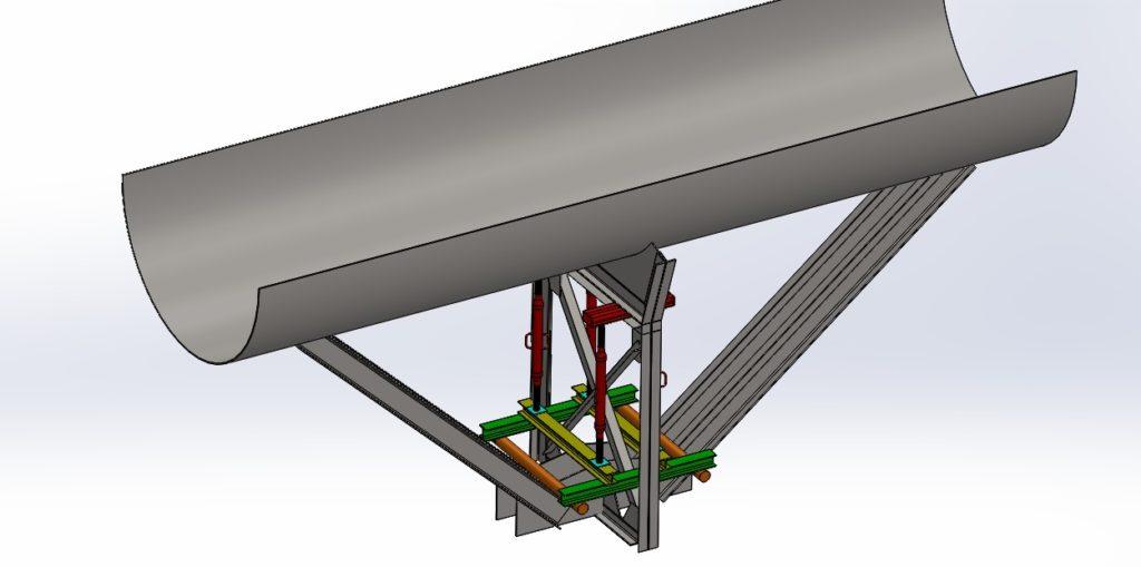 CHCR conduite hydraulique